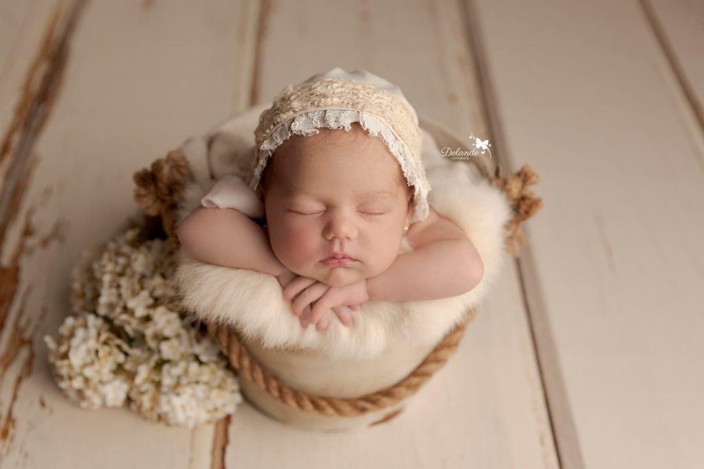 Atrezzo Newborn para Fotografos