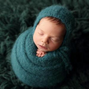 wrap y gorrito miha crochet 14