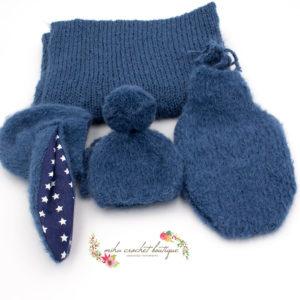 Atrezzo fotografia newborn e infantil miha crochet