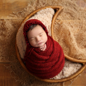 gorrito y wrap luuxury miha crochet