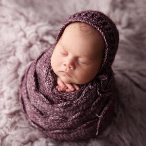 wrap y gorrito miha crochet 26