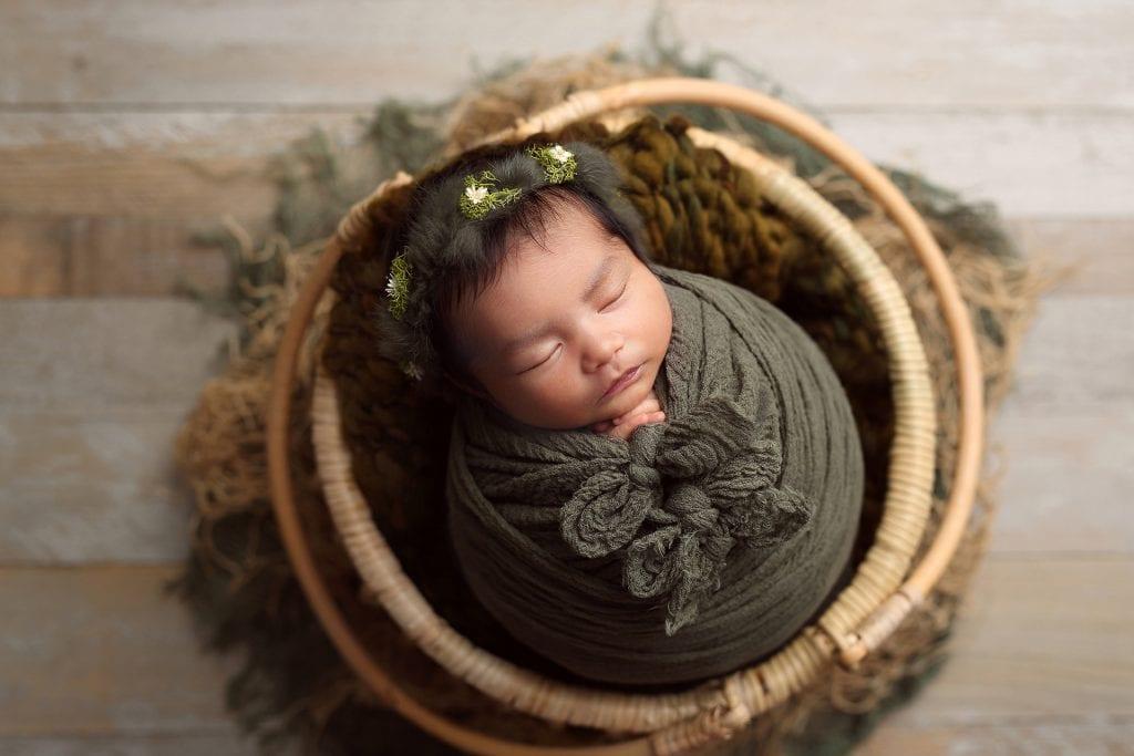 Conjuntos de Atrezzo Newborn para Fotografos