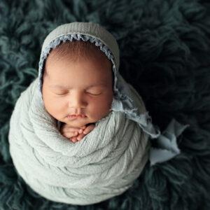 Capota newborn miha crochet